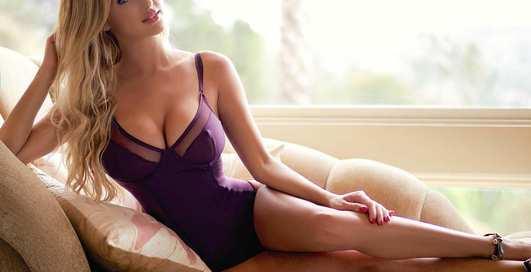 Красотка дня: калифорнийская модель Лианна Бартлетт