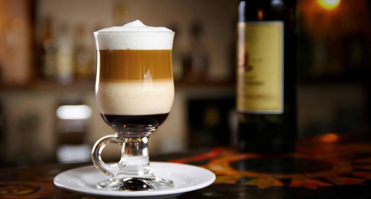 Кофе с градусом: пять