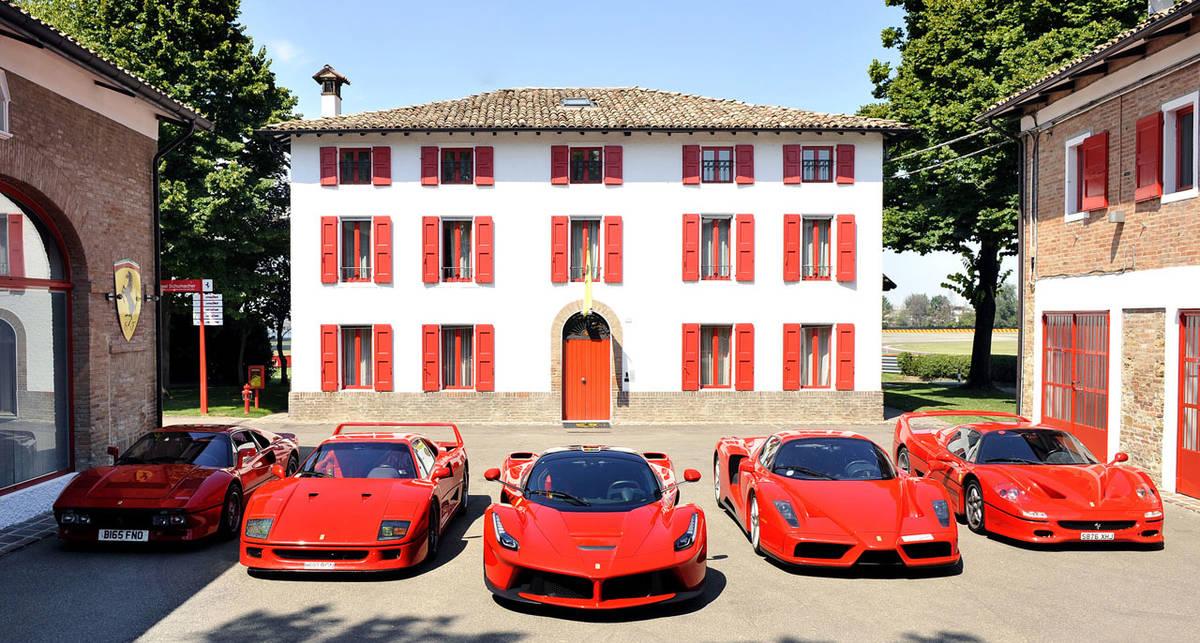 70-летие Ferrari: пять авто, которые хотят прокачать