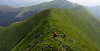 Экстремальные Карпаты: крутые виды отдыха в горах