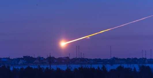 Атака из космоса: опасные факты о метеоритах