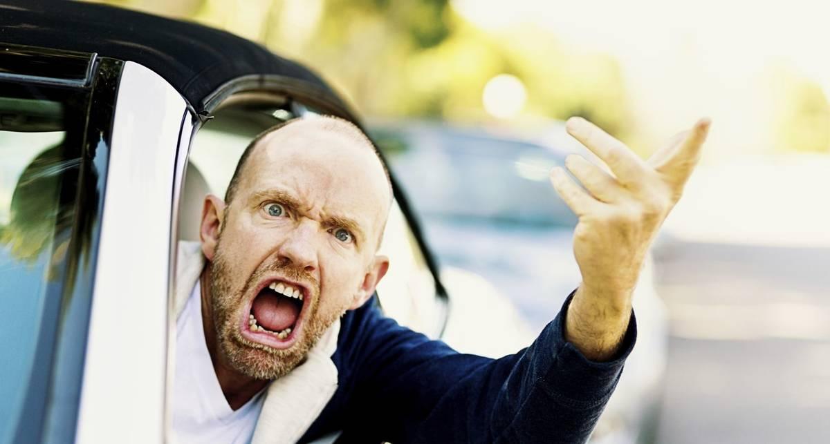 Как ведут себя на дорогах американские водители