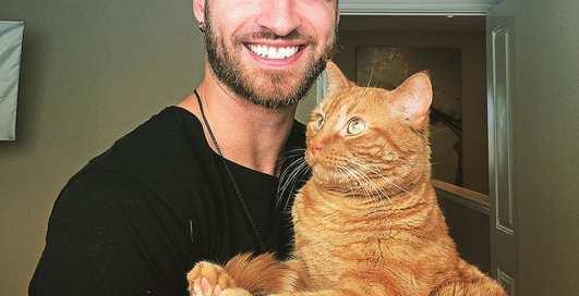 Как накачаться котом: мастер-класс канадской модели