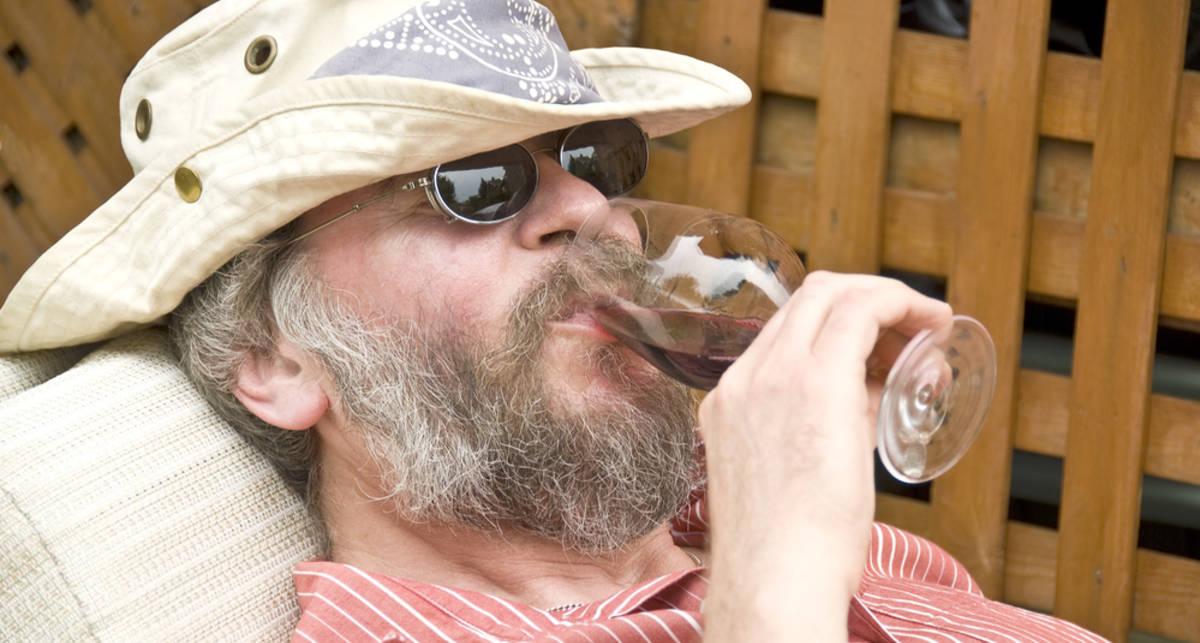 Как пить вино и не становиться алкоголиком