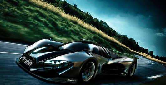 Гиперкар за ?3 миллиона: Mercedes строят 1300-сильный авто