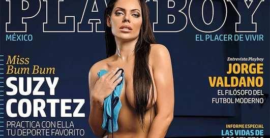 Сьюзи Кортес: мисс Бум-Бум-2015 разделась для Playboy