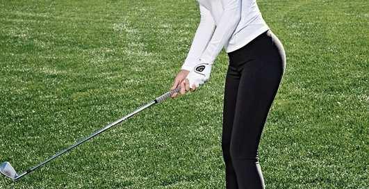 Красотка дня: сексуальная гольфистка Пейдж Спиранак