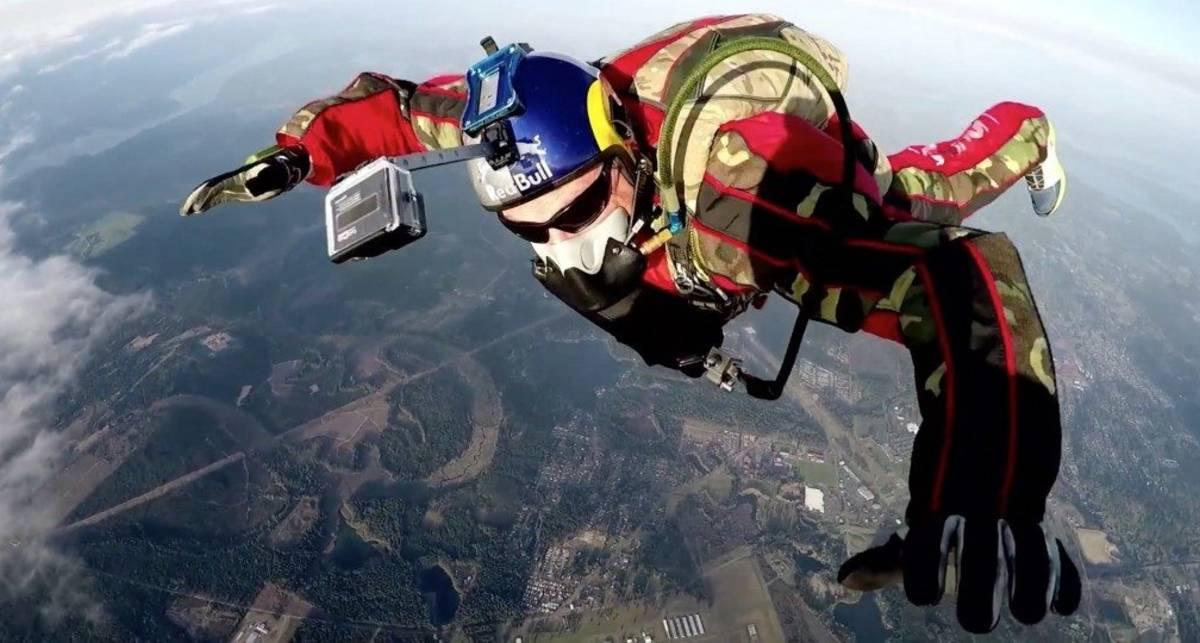 Прыжок без парашюта с высоты 7600 метров