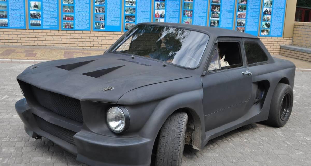 Беспощадный тюнинг советских машин