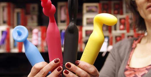 Секс-игрушки, которых настиг быт