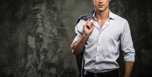 5 признаков хорошей мужской рубашки