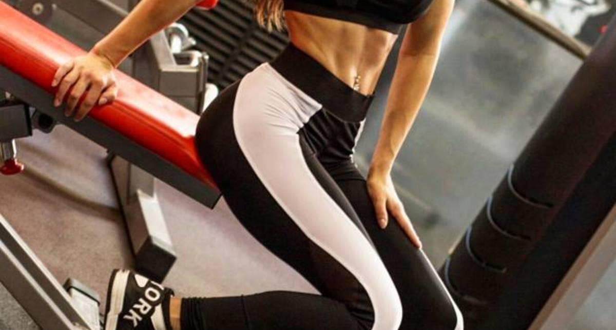 Красотка дня: украинская фитнес-модель Марина Аксенова