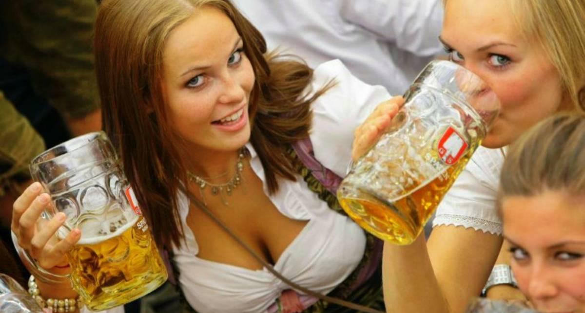 100 причин, почему пиво лучше женщин