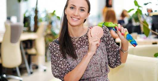 Красотка дня: украинская гимнастка Анна Ризатдинова