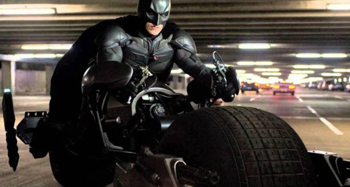 Колеса Бэтмена выставили на аукцион