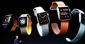 Apple Watch Series 2: новые часы легендарного бренда