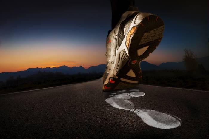 Спокойным и уравновешенным — бег