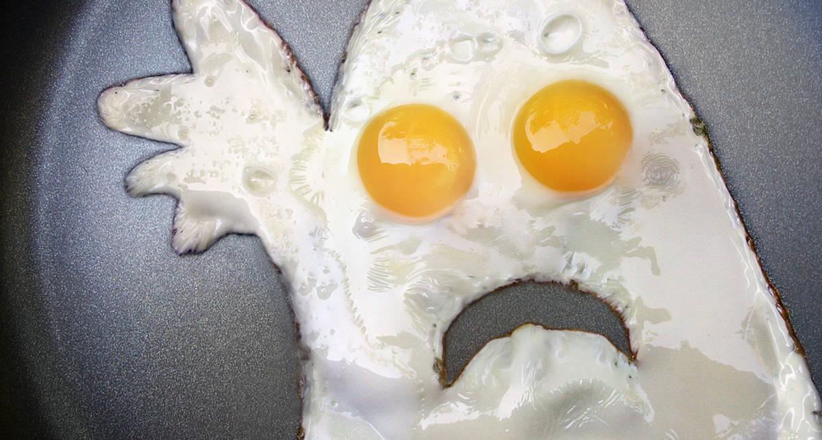 Яичные кошмары: почему не стоит выковыривать желтки