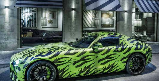 Машины-раскраски: как производители маскируют свои авто