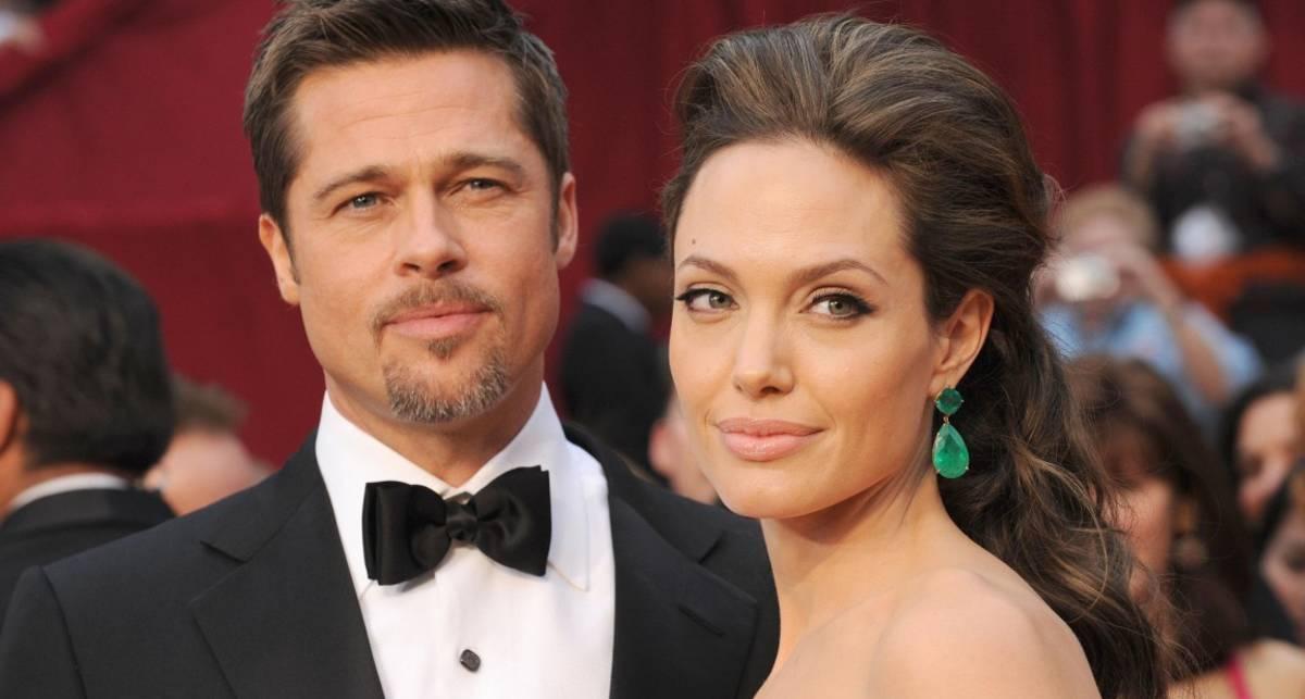 Питт и Джоли: особняки, которые актерам придется делить