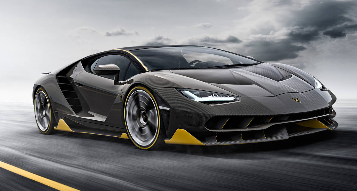 В пику Tesla: Lamborghini моделируют собственный электрокар