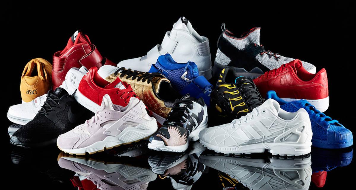 Кроссовки для богатых: десять стильных и дорогих пар