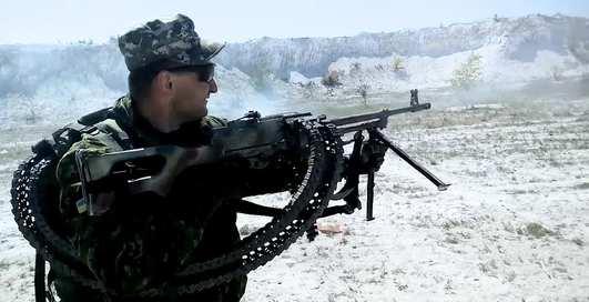 Хищник 4.0: крутой пулемет украинских инженеров