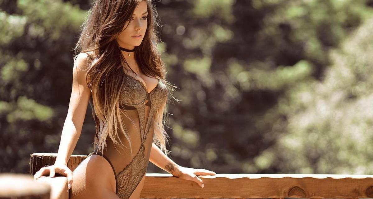 Красотка дня: американская модель Юлианна Кларен
