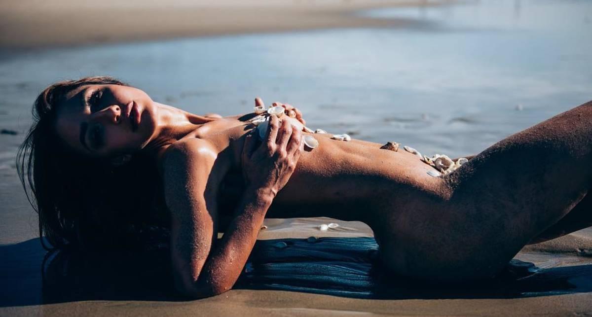 Красотка дня: калифорнийская модель Мишель Матуро