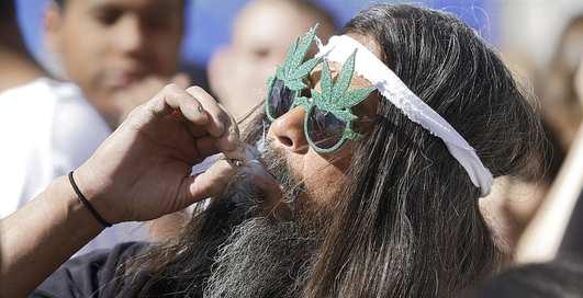 Травка наступает: марихуану в Британии признали полезной