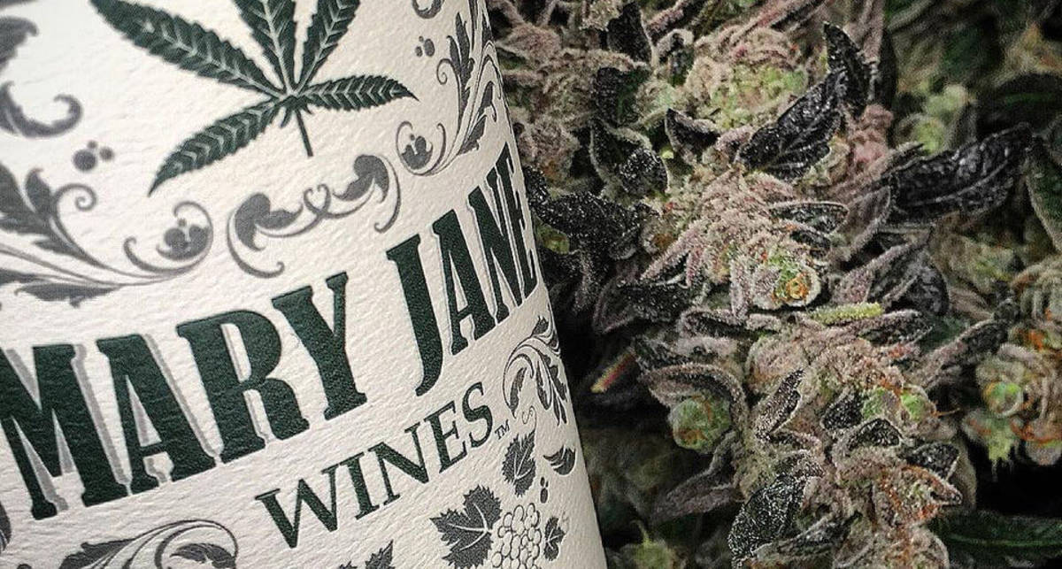 Вино + марихуана: в США стартуют продажи спиртного с травкой