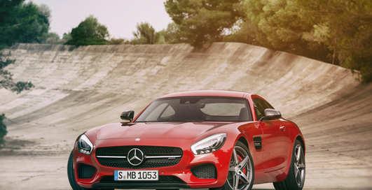 Mercedes-Benz AMG: четыре лучших авто бренда