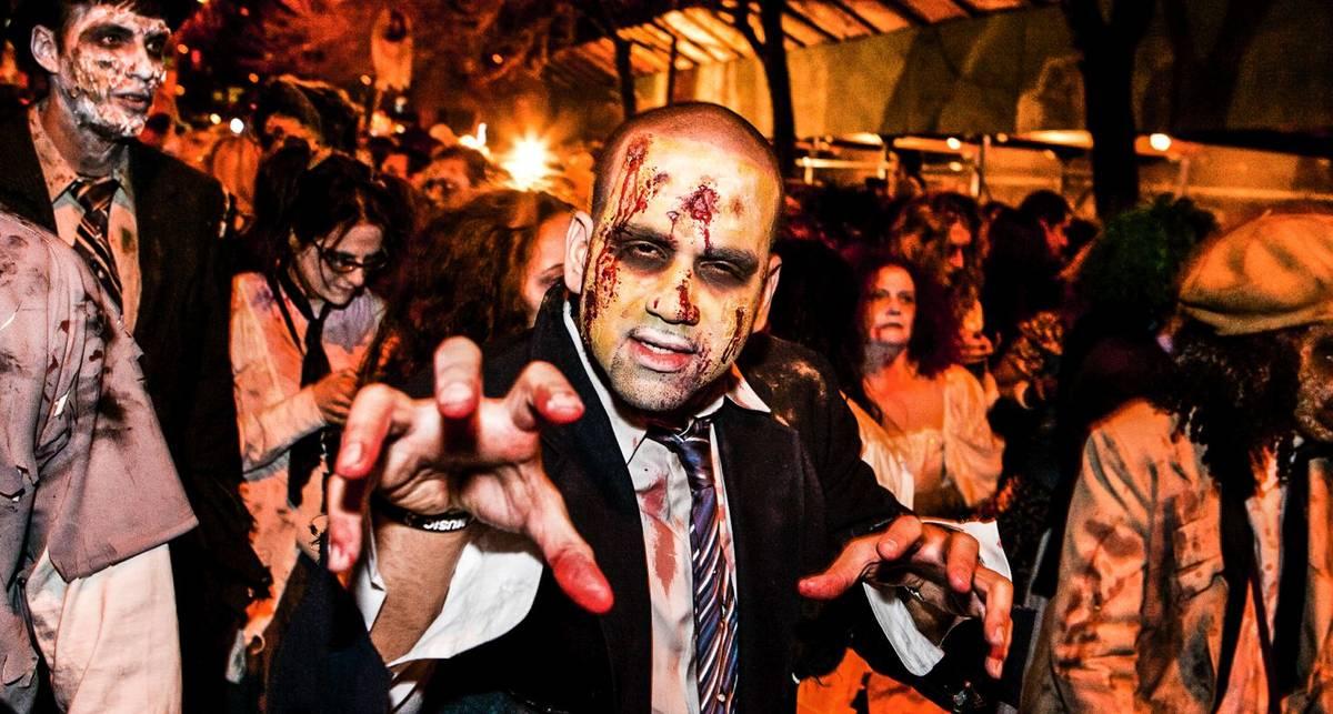 Пьянь и чертовщина: без чего не бывает Хэллоуина