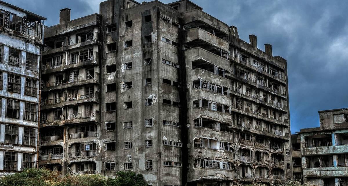 Города, в которых больше никто не живет