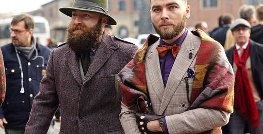 Зима 2016-2017: чем пополнить мужской гардероб