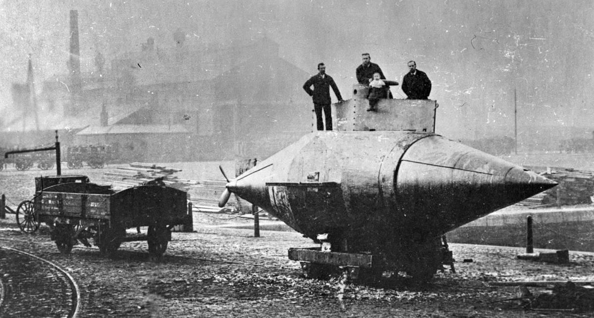 10 самых неудачных субмарин в истории человечества