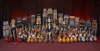 От $375 тысяч и выше: десять самых дорогих гитар в мире