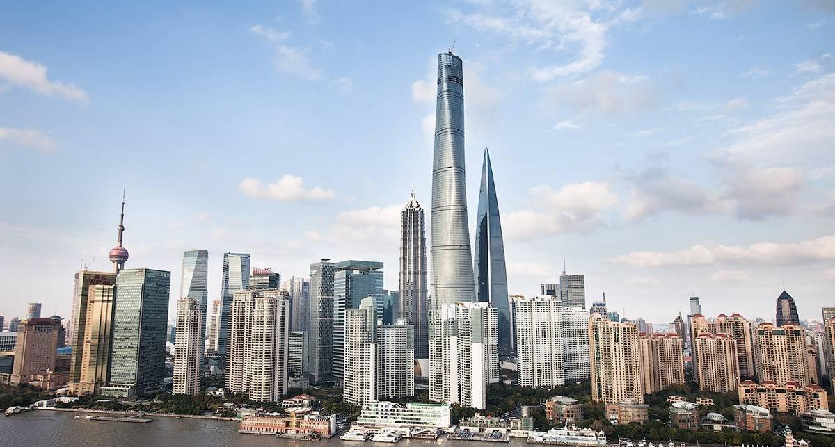 Высоченные небоскребы, признанные самыми красивыми в мире