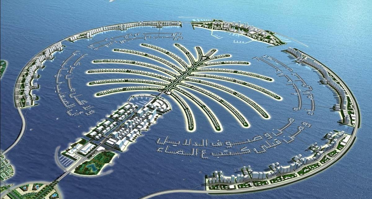 Райские острова, созданные человеческими руками