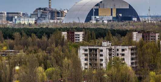 Чернобыльскую АЭС накроют новым саркофагом