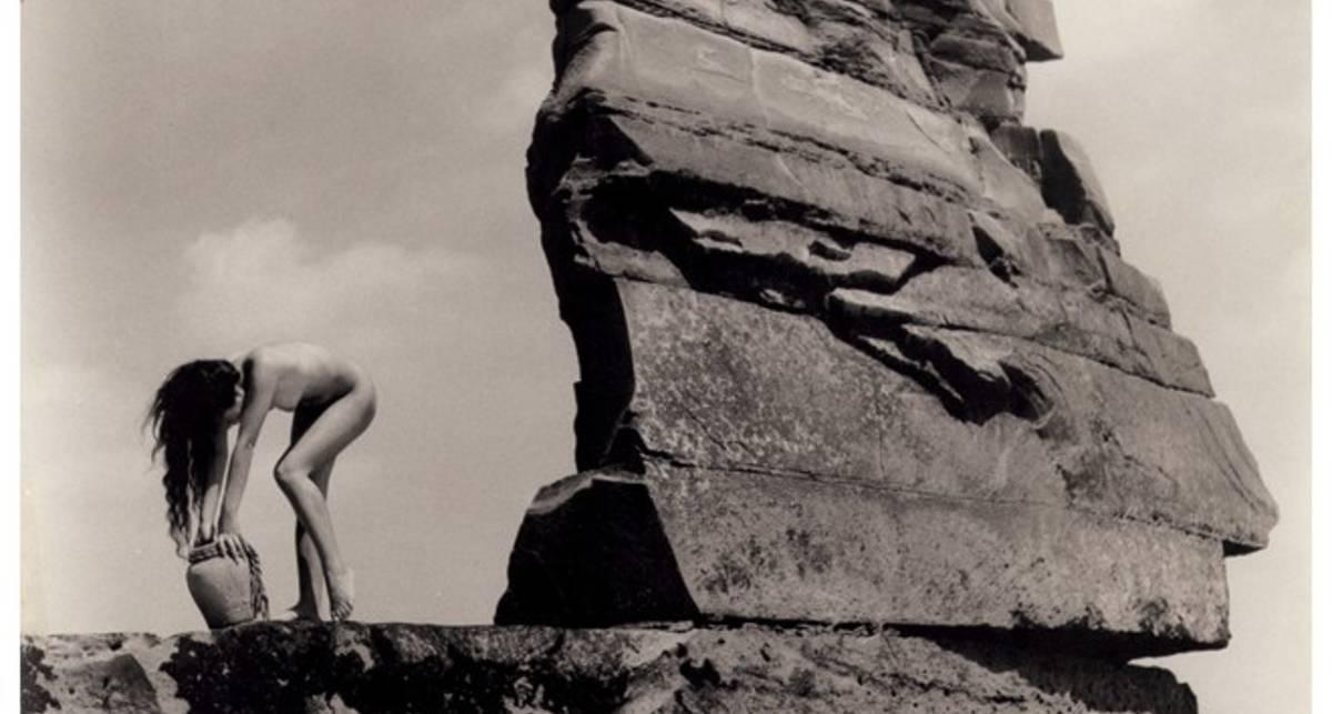 Морская эротика в работах японского фотографа