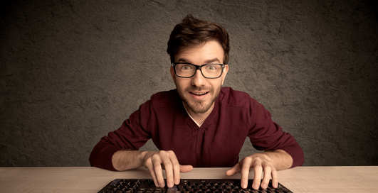 Как освоить слепой набор на клавиатуре