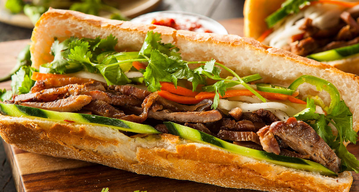 Еда улиц: назван самый вкусный фастфуд