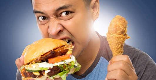 Эксперимент: опасно ли быстрое питание