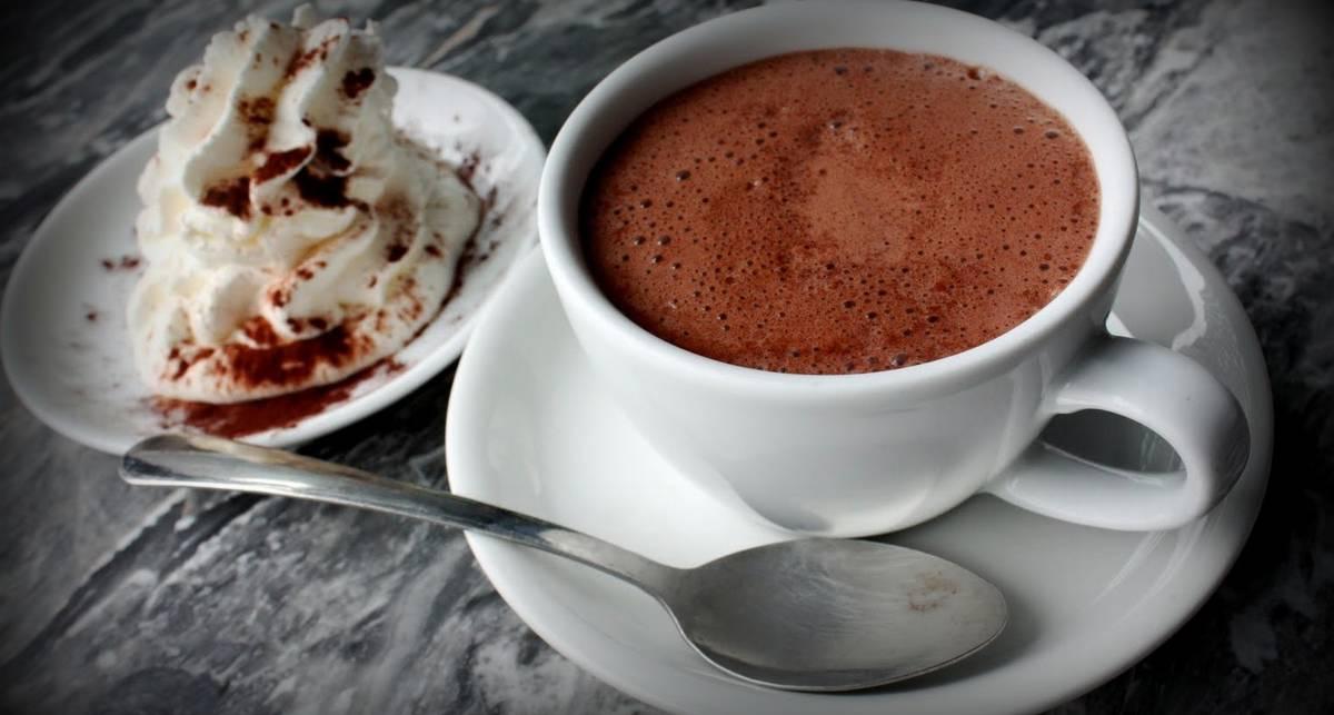 Горячий шоколад: пять самых вкусных вариантов