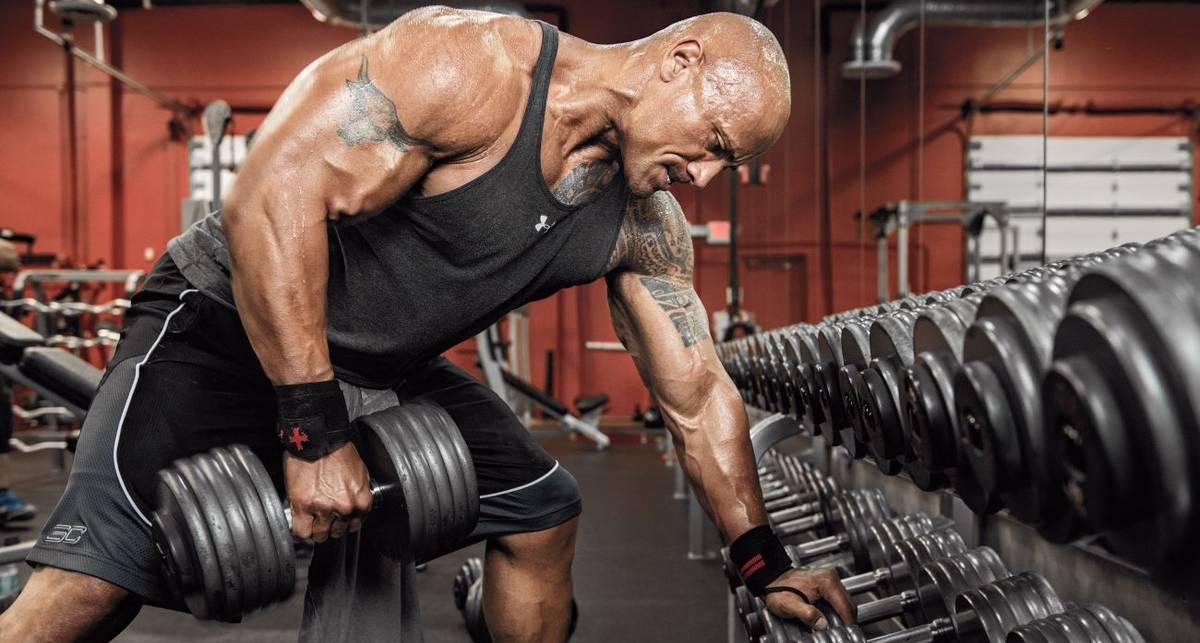 Как накачать мышцы спины: пять главных упражнений