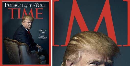Рогатый Трамп и Ко: ярчайшие обложки журнала Time