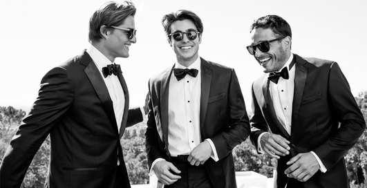 Мужская дружба: четыре главных правила