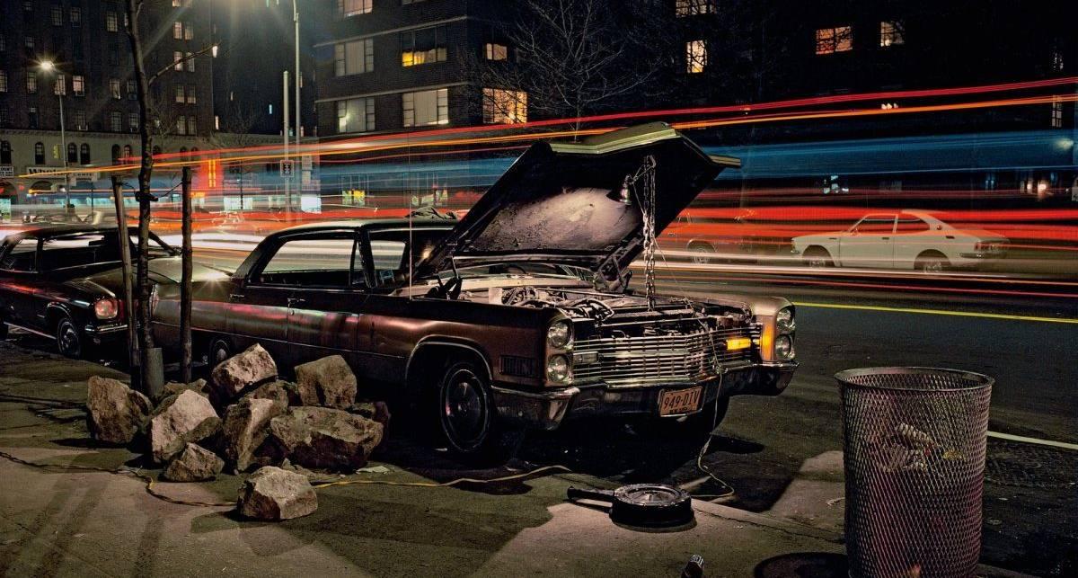 Развалины на колесах: раритетные авто, брошенные в Нью-Йорке