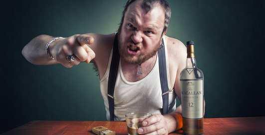 10 правил жизни современного алкоголика